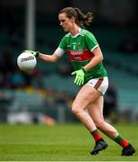 6 July 2019; Clodagh McManamon of Mayo during the 2019 TG4 Connacht Ladies Senior Football Final replay between Galway and Mayo at the LIT Gaelic Grounds in Limerick. Photo by Brendan Moran/Sportsfile