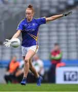 15 September 2019; Aishling Moloney of Tipperary during the TG4 All-Ireland Ladies Football Intermediate Championship Final match between Meath and Tipperary at Croke Park in Dublin. Photo by Piaras Ó Mídheach/Sportsfile