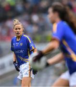 15 September 2019; Samantha Lambert of Tipperary during the TG4 All-Ireland Ladies Football Intermediate Championship Final match between Meath and Tipperary at Croke Park in Dublin. Photo by Piaras Ó Mídheach/Sportsfile