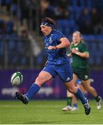 21 September 2019; Lindsay Peat of Leinster during the Women's Interprovincial Championship Final match between Leinster and Connacht at Energia Park in Donnybrook, Dublin. Photo by Eóin Noonan/Sportsfile