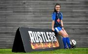 26 September 2019; Niamh Farrelly of DCU in attendance during the RUSTLERS Third Level Football Launch at Campus Conference Centre, in FAI HQ, Dublin. Photo by David Fitzgerald/Sportsfile