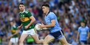 14 September 2019; David Byrne of Dublin in action against Paul Geaney of Kerry during the GAA Football All-Ireland Senior Championship Final Replay match between Dublin and Kerry at Croke Park in Dublin. Photo by Ray McManus/Sportsfile