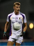 27 September 2019; Callum Pearson of Kilmacud Crokes during the Dublin County Senior Club Football Championship Group 1 match between Kilmacud Crokes and St Sylvester's at Parnell Park in Dublin. Photo by Harry Murphy/Sportsfile
