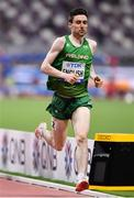 28 September 2019; Mark English of Ireland competing in the Men's 800m during day two of the World Athletics Championships 2019 at Khalifa International Stadium in Doha, Qatar. Photo by Sam Barnes/Sportsfile