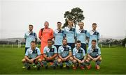 28 September 2019; Avondale United team ahead of the FAI Tom Hand Cup Final match between St Michaels and Avondale United at St Michaels FC in Tipperary. Photo by Eóin Noonan/Sportsfile