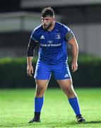 28 September 2019; Michael Milne of Leinster during the Guinness PRO14 Round 1 match between Benetton and Leinster at Stadio Monigo in Treviso, Italy. Photo by Ramsey Cardy/Sportsfile