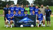1 August 2019; The Pearse Óg, USGAA, Native Born Men's Football squad during the Renault GAA World Games 2019 Day 2 at WIT Arena, Carriganore, Co. Waterford. Photo by Piaras Ó Mídheach/Sportsfile