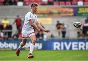 7 September 2019; Ethan McIlroy of Ulster during the Pre-season Friendly match between Ulster and Glasgow Warriors at Kingspan Stadium in Belfast. Photo by Oliver McVeigh/Sportsfile