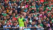 10 August 2019; Andy Moran of Mayo looks on from the sideline during the GAA Football All-Ireland Senior Championship Semi-Final match between Dublin and Mayo at Croke Park in Dublin. Photo by Piaras Ó Mídheach/Sportsfile