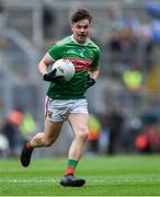 10 August 2019; Ruairí Keane of Mayo during the Electric Ireland GAA Football All-Ireland Minor Championship Semi-Final match between Cork and Mayo at Croke Park in Dublin. Photo by Piaras Ó Mídheach/Sportsfile