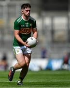 11 August 2019; Jack O'Connor of Kerry during the Electric Ireland GAA Football All-Ireland Minor Championship Semi-Final match between Kerry and Galway at Croke Park in Dublin. Photo by Piaras Ó Mídheach/Sportsfile