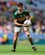 11 August 2019; Dylan Geaney of Kerry during the Electric Ireland GAA Football All-Ireland Minor Championship Semi-Final match between Kerry and Galway at Croke Park in Dublin. Photo by Piaras Ó Mídheach/Sportsfile