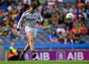 11 August 2019; Donie Halleran of Galway during the Electric Ireland GAA Football All-Ireland Minor Championship Semi-Final match between Kerry and Galway at Croke Park in Dublin. Photo by Piaras Ó Mídheach/Sportsfile