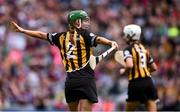 8 September 2019; Collette Dormer of Kilkenny during the Liberty Insurance All-Ireland Senior Camogie Championship Final match between Galway and Kilkenny at Croke Park in Dublin. Photo by Piaras Ó Mídheach/Sportsfile