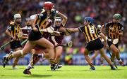 8 September 2019; Ailish O'Reilly of Galway during the Liberty Insurance All-Ireland Senior Camogie Championship Final match between Galway and Kilkenny at Croke Park in Dublin. Photo by Piaras Ó Mídheach/Sportsfile