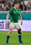 3 October 2019; Luke McGrath of Ireland during the 2019 Rugby World Cup Pool A match between Ireland and Russia at the Kobe Misaki Stadium in Kobe, Japan. Photo by Brendan Moran/Sportsfile