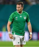 3 October 2019; Jack Carty of Ireland during the 2019 Rugby World Cup Pool A match between Ireland and Russia at the Kobe Misaki Stadium in Kobe, Japan. Photo by Brendan Moran/Sportsfile
