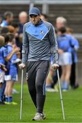 6 October 2019; Injured Na Piarsaigh player Shane Dowling at the Limerick County Senior Club Hurling Championship Final match between Na Piarsaigh and Patrickswell at LIT Gaelic Grounds in Limerick. Photo by Piaras Ó Mídheach/Sportsfile