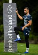 7 October 2019; Dave Kearney during Leinster Rugby squad training at Rosemount in UCD, Dublin. Photo by Seb Daly/Sportsfile