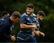 7 October 2019; Vakh Abdaladze during Leinster Rugby squad training at Rosemount in UCD, Dublin. Photo by Seb Daly/Sportsfile