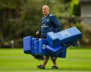 7 October 2019; Senior coach Stuart Lancaster during Leinster Rugby squad training at Rosemount in UCD, Dublin. Photo by Seb Daly/Sportsfile
