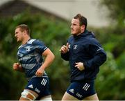 7 October 2019; Peter Dooley during Leinster Rugby squad training at Rosemount in UCD, Dublin. Photo by Seb Daly/Sportsfile