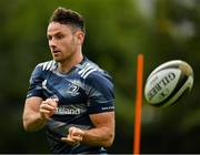 7 October 2019; Hugo Keenan during Leinster Rugby squad training at Rosemount in UCD, Dublin. Photo by Seb Daly/Sportsfile