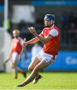 6 October 2019; Sean Moran of Cuala during the Dublin County Senior Club Hurling Championship semi-final match between St Vincents and Cuala at Parnell Park in Dublin. Photo by David Fitzgerald/Sportsfile