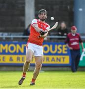 6 October 2019; Mark Schutte of Cuala during the Dublin County Senior Club Hurling Championship semi-final match between St Vincents and Cuala at Parnell Park in Dublin. Photo by David Fitzgerald/Sportsfile