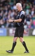 6 October 2019; Referee Jimmy White during the Donegal County Senior Club Football Championship semi-final match between Kilcar and Gaoth Dobhair at MacCumhaill Park in Ballybofey, Donegal. Photo by Oliver McVeigh/Sportsfile