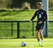 8 October 2019; Jack Taylor during a Republic of Ireland U21's  Training Session at FAI National Training Centre in Abbotstown, Dublin. Photo by Harry Murphy/Sportsfile