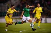 8 October 2019; Rianna Jarrett of Republic of Ireland during the UEFA Women's 2021 European Championships qualifier match between Republic of Ireland and Ukraine at Tallaght Stadium in Dublin. Photo by Stephen McCarthy/Sportsfile