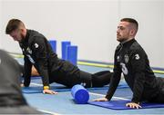 9 October 2019; Jack Byrne during a Republic of Ireland gym session at FAI National Training Centre in Abbotstown, Dublin. Photo by Stephen McCarthy/Sportsfile