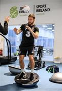 9 October 2019; Alan Judge during a Republic of Ireland gym session at FAI National Training Centre in Abbotstown, Dublin. Photo by Stephen McCarthy/Sportsfile