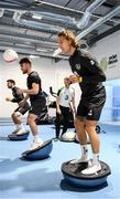 9 October 2019; Jeff Hendrick during a Republic of Ireland gym session at FAI National Training Centre in Abbotstown, Dublin. Photo by Stephen McCarthy/Sportsfile