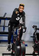 9 October 2019; Callum Robinson during a Republic of Ireland gym session at FAI National Training Centre in Abbotstown, Dublin. Photo by Stephen McCarthy/Sportsfile