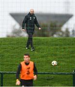 9 October 2019; Republic of Ireland Director of Operations Barry Gleeson during a Republic of Ireland training session at the FAI National Training Centre in Abbotstown, Dublin. Photo by Stephen McCarthy/Sportsfile