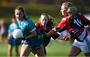 9 October 2019; Action from the Junior match between TU Dublin Blanchardstown and GTI at the 2019 Gourmet Food Parlour HEC Freshers Blitz at University of Limerick, Limerick. Photo by Piaras Ó Mídheach/Sportsfile
