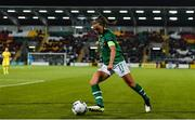 8 October 2019; Katie McCabe of Republic of Ireland during the UEFA Women's 2021 European Championships qualifier match between Republic of Ireland and Ukraine at Tallaght Stadium in Dublin. Photo by Eóin Noonan/Sportsfile