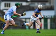 6 October 2019; Cian Lynch of Patrickswell in action against Ronan Lynch of Na Piarsaigh during the Limerick County Senior Club Hurling Championship Final match between Na Piarsaigh and Patrickswell at LIT Gaelic Grounds in Limerick. Photo by Piaras Ó Mídheach/Sportsfile