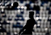 12 October 2019; Callum Robinson of Republic of Ireland prior to the UEFA EURO2020 Qualifier match between Georgia and Republic of Ireland at the Boris Paichadze Erovnuli Stadium in Tbilisi, Georgia. Photo by Stephen McCarthy/Sportsfile