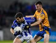 12 October 2019; Bob Dwan of Ballyboden in action against James Doran of Na Fianna during the Dublin County Senior Club Football Championship Quarter-Final match between Ballyboden and Na Fianna at Parnell Park in Dublin. Photo by Matt Browne/Sportsfile