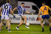 12 October 2019; Colm Basquel of Ballyboden scores his second goal against Na Fianna during the Dublin County Senior Club Football Championship Quarter-Final match between Ballyboden and Na Fianna at Parnell Park in Dublin. Photo by Matt Browne/Sportsfile