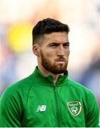 12 October 2019; Matt Doherty of Republic of Ireland during the UEFA EURO2020 Qualifier match between Georgia and Republic of Ireland at the Boris Paichadze Erovnuli Stadium in Tbilisi, Georgia. Photo by Seb Daly/Sportsfile