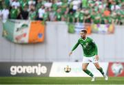 12 October 2019; Conor Hourihane of Republic of Ireland during the UEFA EURO2020 Qualifier match between Georgia and Republic of Ireland at the Boris Paichadze Erovnuli Stadium in Tbilisi, Georgia. Photo by Stephen McCarthy/Sportsfile
