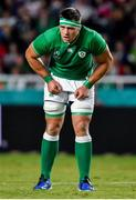 12 October 2019; CJ Stander of Ireland during the 2019 Rugby World Cup Pool A match between Ireland and Samoa at the Fukuoka Hakatanomori Stadium in Fukuoka, Japan. Photo by Brendan Moran/Sportsfile