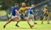 13 October 2019; Jason Loughnane of Sixmilebridge in action against Liam Markham of Cratloe during the Clare County Senior Club Hurling Championship Final match between Cratloe and Sixmilebridge at Cusack Park in Ennis, Clare. Photo by Diarmuid Greene/Sportsfile