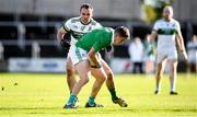 13 October 2019; Stephen Attride of Killeshin in action against Gareth Dillon of Portlaoise during the Laois County Senior Club Football Championship Final match between Portlaoise and Killeshin at O'Moore Park in Portlaoise, Laois. Photo by David Fitzgerald/Sportsfile