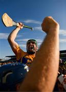 13 October 2019; Brian Carey of Sixmilebridge celebrates after the Clare County Senior Club Hurling Championship Final match between Cratloe and Sixmilebridge at Cusack Park in Ennis, Clare. Photo by Diarmuid Greene/Sportsfile