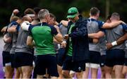 15 October 2019; Head coach Joe Schmidt during Ireland Rugby squad training in Arcs Urayasu Park in Urayasu, Aichi, Japan. Photo by Brendan Moran/Sportsfile